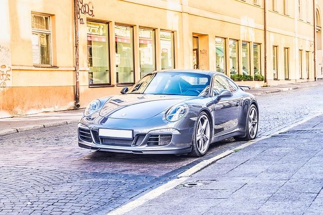Porsche der er flexleaset