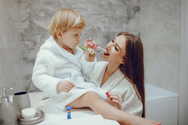 Badekåbe barn