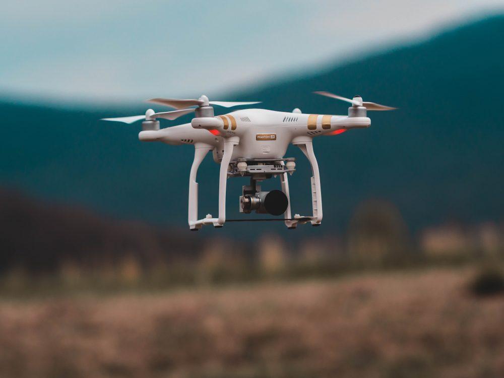 Billig droner