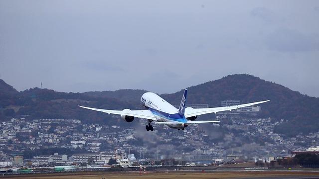 flyfragt til og fra udlandet